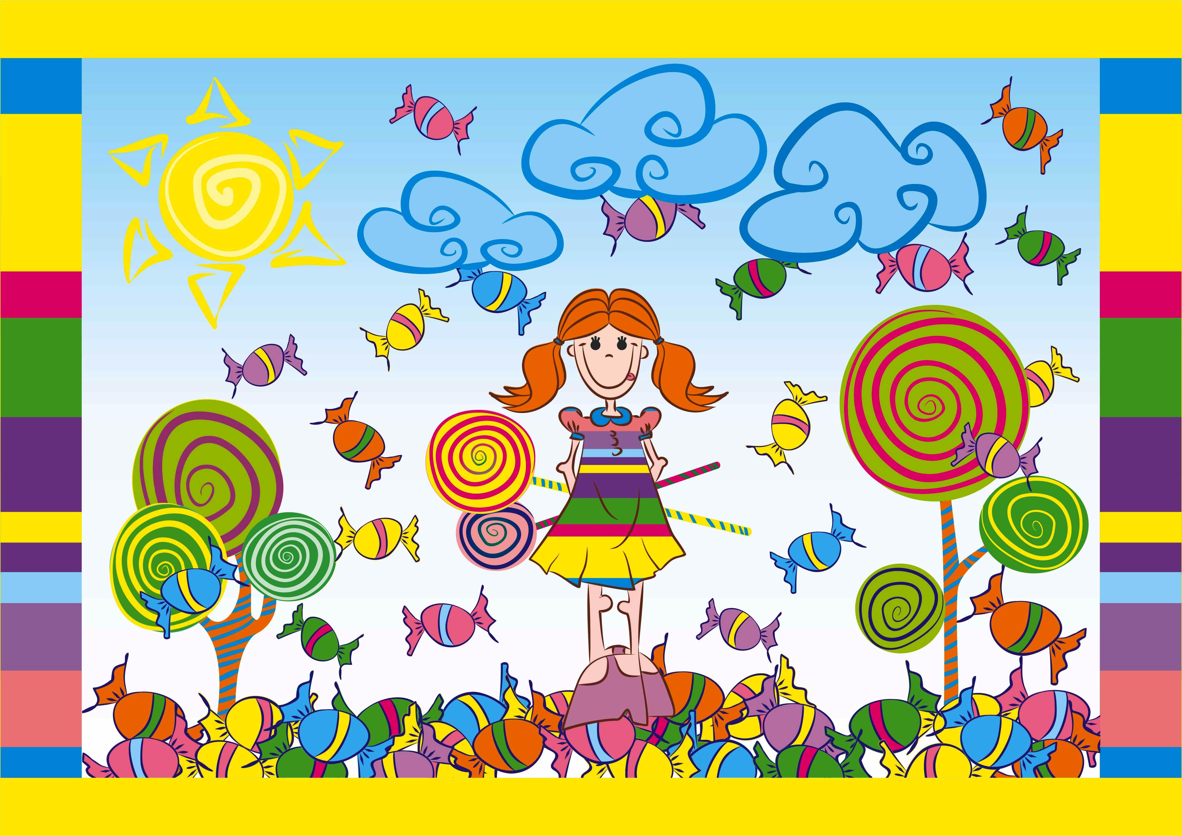 Всероссийский конкурс творческих работ «Все краски детства»