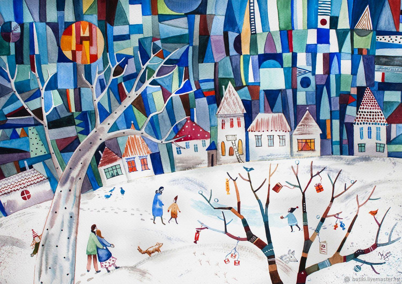 Всероссийский конкурс творческих работ «Краса и радости зимы»