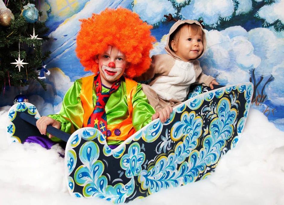 Всероссийский конкурс творческих работ «Ёлочный карнавал»