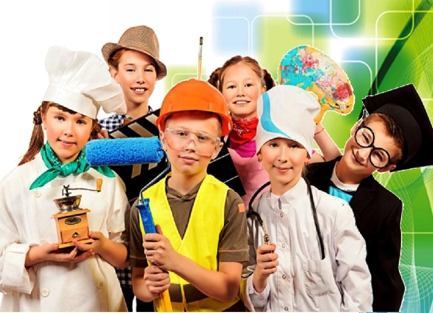 Всероссийский конкурс творческих работ «Мир профессий самых разных»