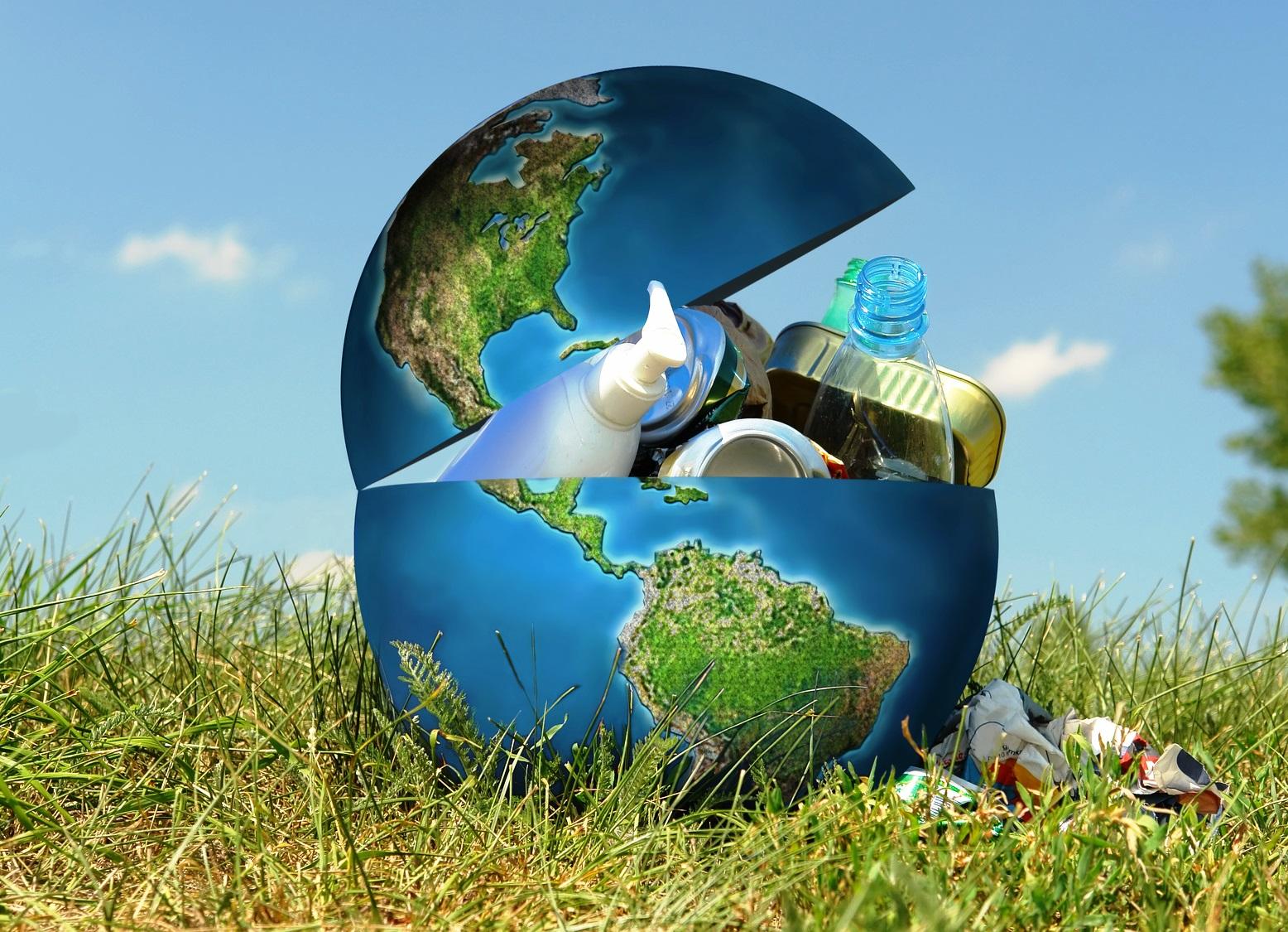 Всероссийский конкурс творческих работ «Пусть станет чистою Земля!»