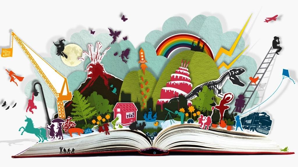 Всероссийский конкурс творческих работ «Увлекательный книжный мир»