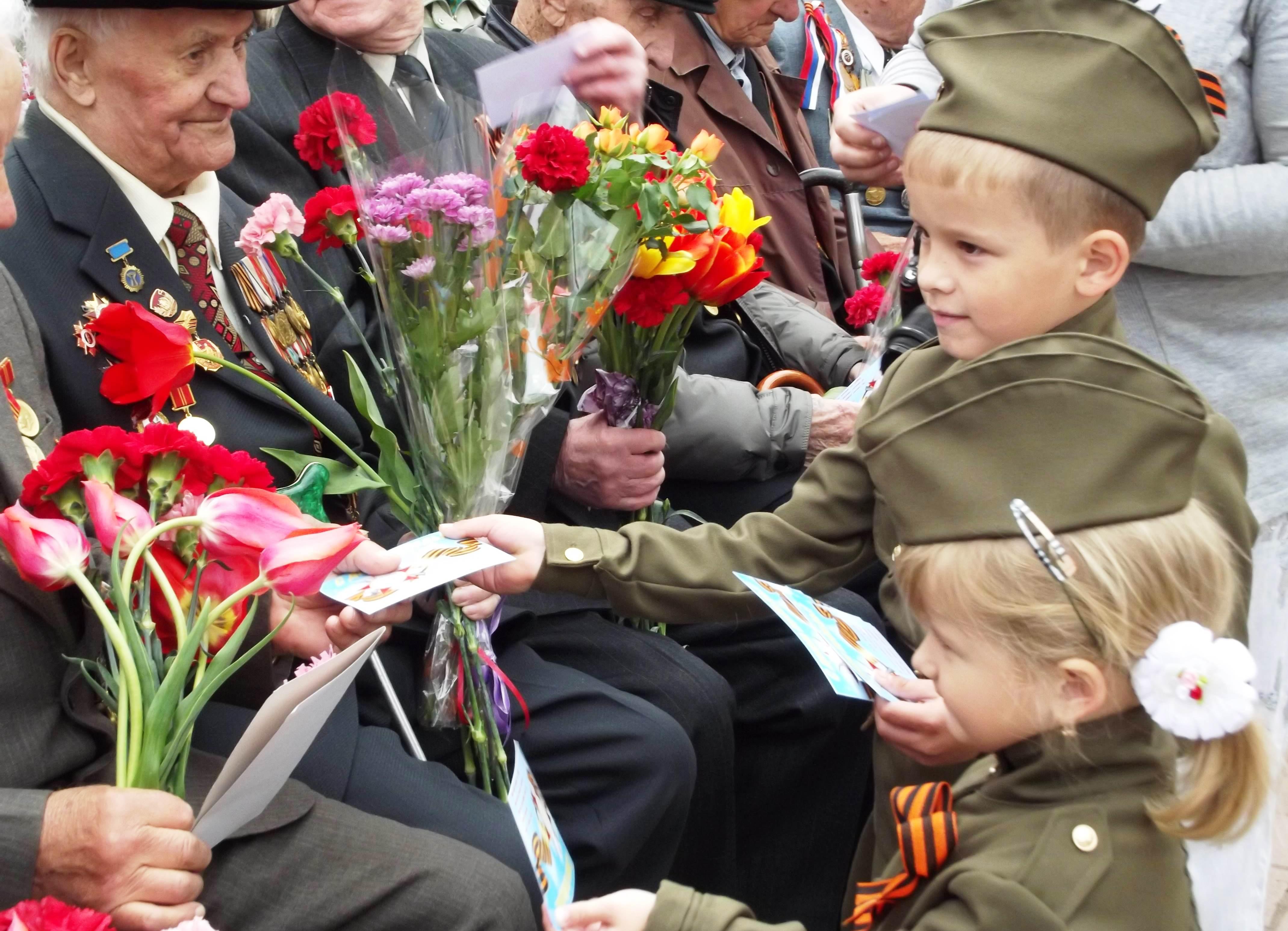 Всероссийский конкурс творческих работ «9 Мая - великий праздник в памяти потомков»