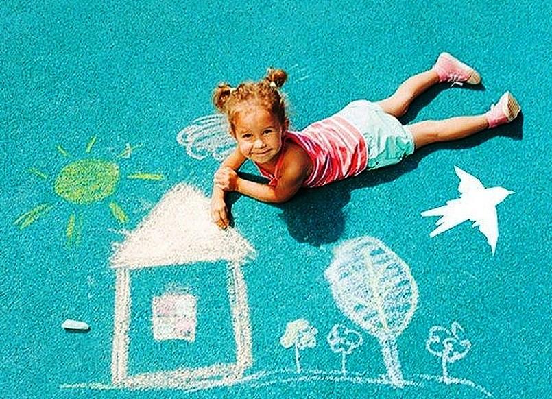 Всероссийский конкурс творческих работ «Лето - время счастливых детей!»