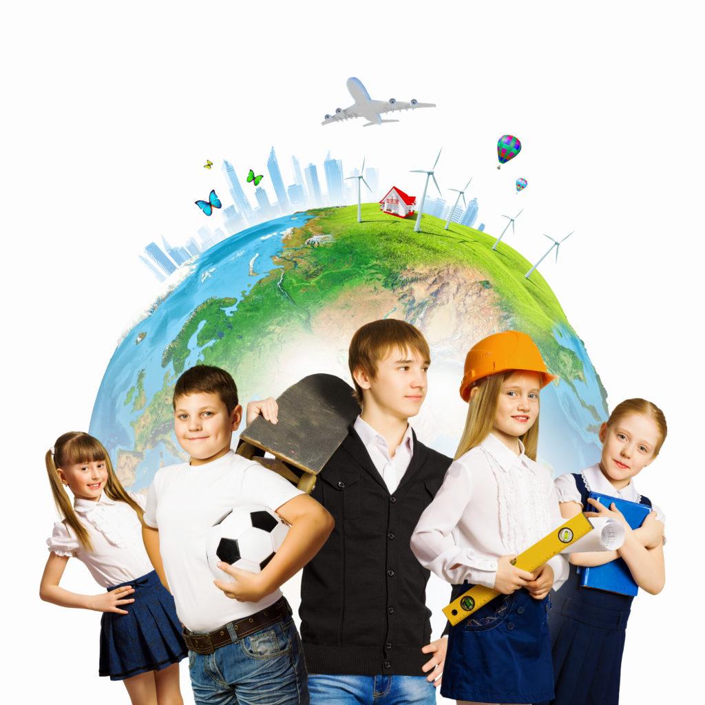 Всероссийский конкурс творческих работ  «Мир профессий!»