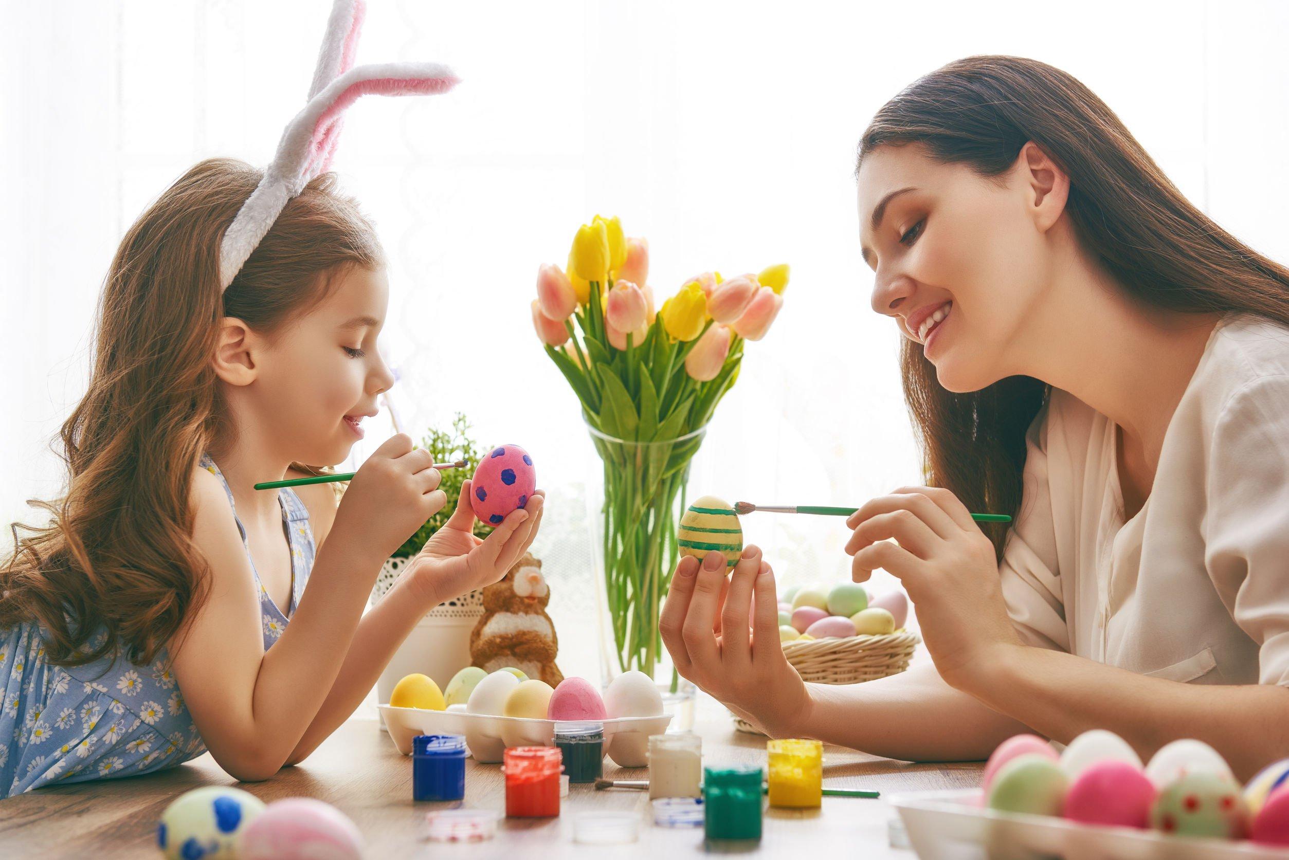 Всероссийский конкурс творческих работ «Пасха - семейный праздник»